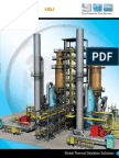 Thermal oxidation solutions - Brochure