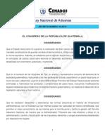 Ley Aduanera Nacional