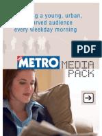 Metro Media Pack