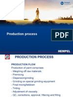Production Process- Rajesh