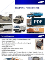 PPT on  Driver Training m15