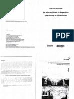 Arata Mariño La Educación en La Argentina Cap7