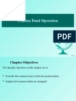 Chapter 25 (Pension Fund Operation)