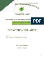 Módulo Didáctica Del Arte