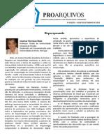 9 Edição - Jornal ProArquivos