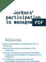 HR Worker's Participation