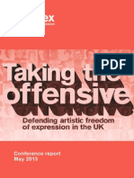 Taking the Offensive