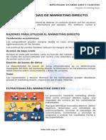 5. Estrategia de Marketing Directo