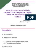 Compostos Ziegler-Natta