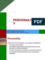 Personalit y