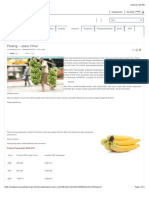 potensi pisang di jawa timur