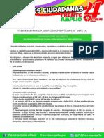 Comunicado 004 2015 CENAFA