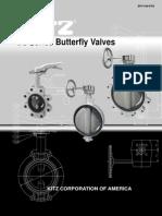 Kitz Butterfly Valve Catalog