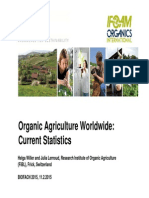Resumen Organic World Statistic