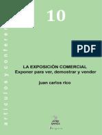 10. La Exposición Comercial