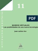 11. Museos Virtuales