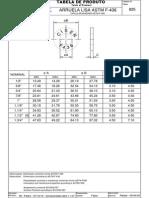860 - Parafuso Sextavado Estrutural Astm a 325