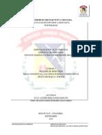 Mapa Conceptual Cinco Fuerzas Competitivas Septiembre 5 de 2015