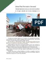 05.11.2013 Comunicado Inicia Esteban Plan Preventivo Invernal