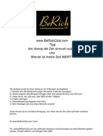 Be Rich Club Bsp Auswertungstool Handyrechnung Und Analyse01