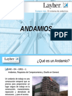 11. Presentación - Andamios