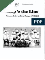 Battleline Ship of the Line