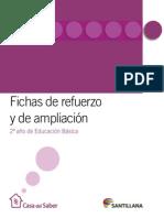 Ficha de Refuerzo Cs. Sociales 2
