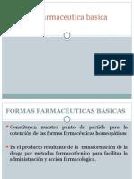 Las Gotas Formas Farmaceutica Basica