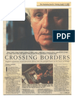 2000 Interview with Kevin Coyne