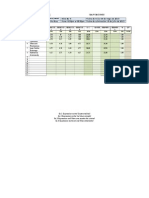 Evaluation Niveau A1-4 May-Jul 2013
