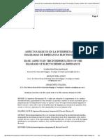 AspectosBásicosen LaInterpretaciónde DiagramasdeImpedanciaElectroquímica
