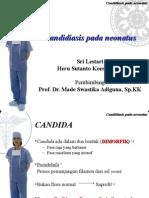 Candidiasis Pada Neonatus Paper-