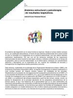 Diagnostico Psicodinamico Estructural y Psicoterapia Grupal Campuzano Mario Dsm