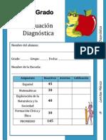 2do Grado - Diagnóstico