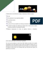 El Sistema Solar(1)
