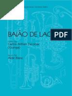 2 Baiao de Lacan Full Score