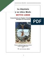 Altus - El Mutus Liber - Comentarios Eugene Canseliet