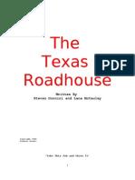 "Texas Roadhouse ""Take this Job and shove it...."