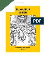 El Mutus Liber - Comentado Por Hervé Delboy - Versión 2015