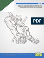 Deadpool Printing