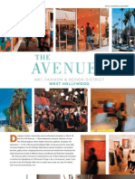 The Avenues   Art, Fashion & Design District   West Hollywood
