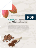 Salas, Hernández - Cacao, Una Aportación de México Al Mundo