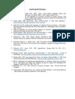 Daftar Pustaka Appendisitis Perforata