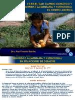 Cambio Climático en Centro América