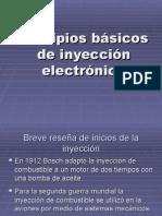 Principio Basico de La Inyecciom Electronica