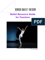 Ballet Resource Guide 2011