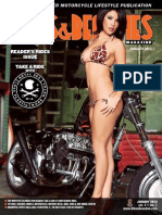 Bike & Beauties Magazine, January 2013
