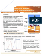 011-Particle Size Analysis for Drilling in Petroleum Industry