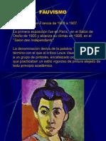 Fauvismo y Expresionismo[1]