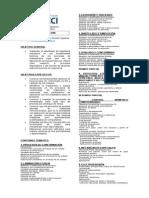 Programa de Procesos II - I 2015